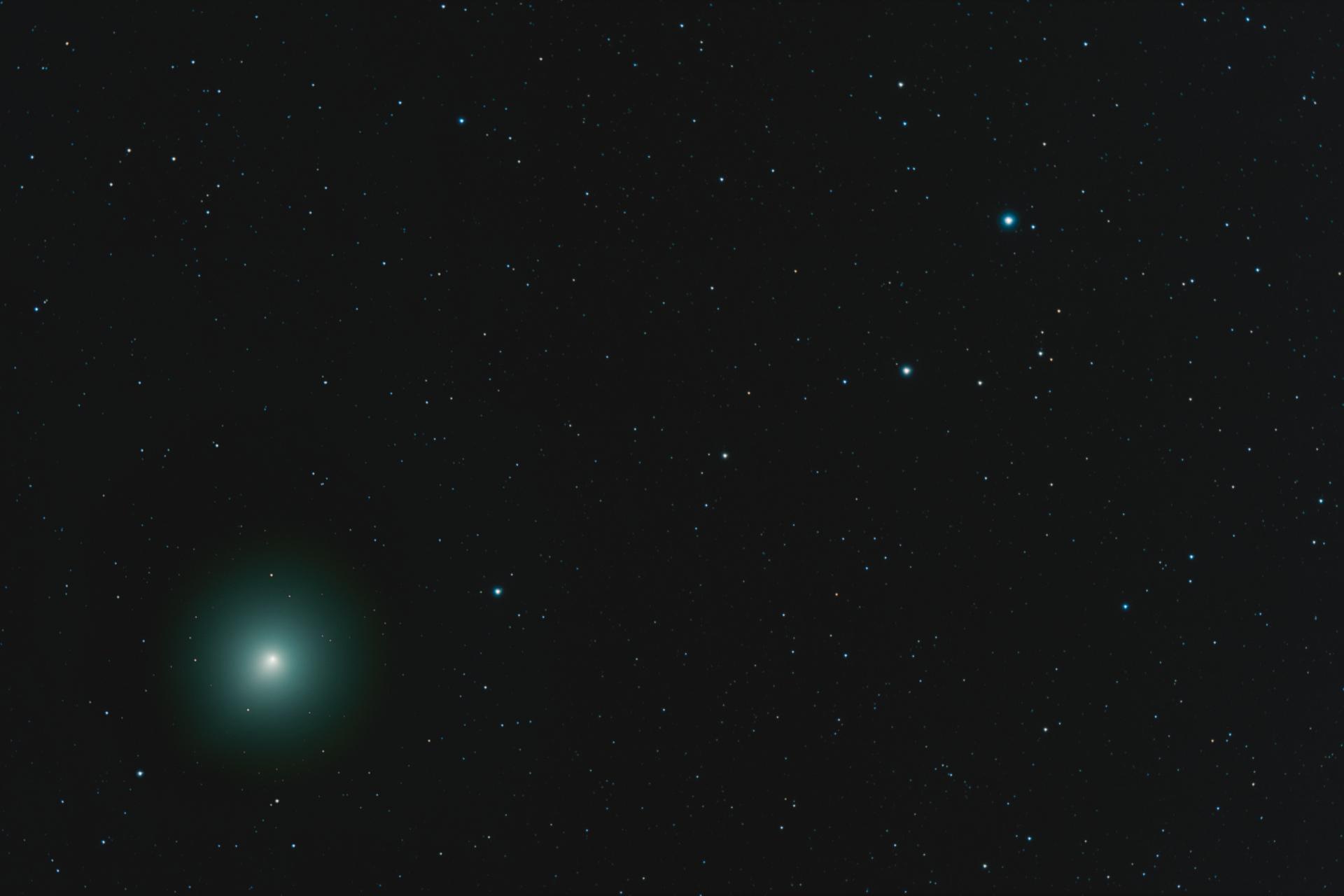 Comète 46P/Wirtanen