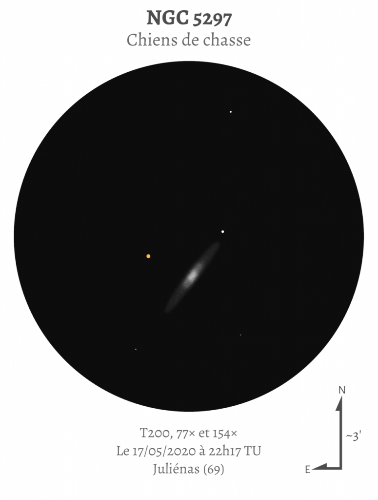 NGC 5297
