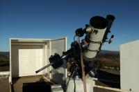 Télescope utilisé pour l'observation