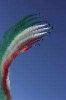 Frecce tricolori, la patrouille italienne
