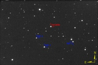 Image de repérage de WASP-52 b