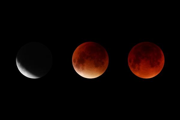Éclipse totale de Lune